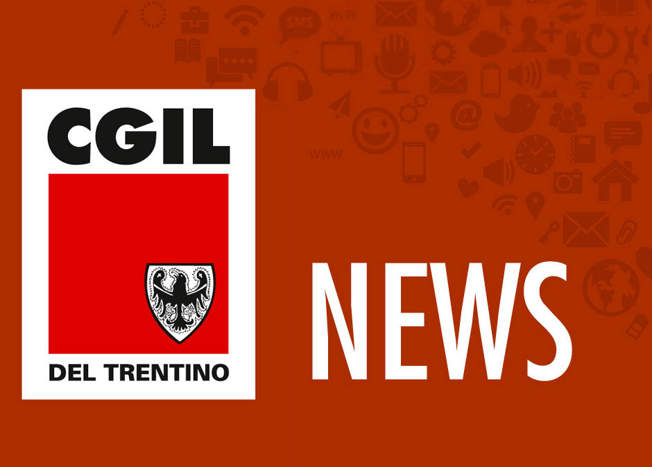 "Trentino Marketing. Caramelle (Filcams Cgil): ""No alla disdetta del contratto"""